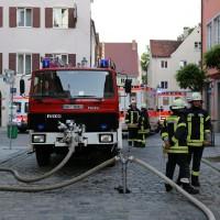 02.06.2015-Kaufbeuren-Brand-Altstadt-Wohnhaus-unbewohnbar-Großeinsatz-Feuerwehr-Rettungsdienst-mehrere Verletzte-New-facts (60)