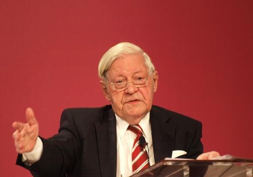 Helmut Schmidt, über dts Nachrichtenagentur