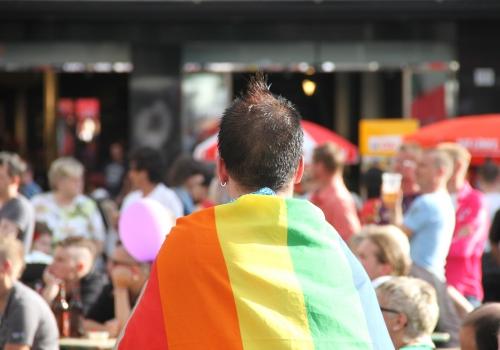 Homosexueller Aktivist, über dts Nachrichtenagentur