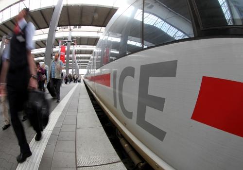 ICE-Zug, über dts Nachrichtenagentur