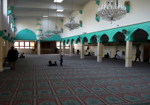 Al Nur Moschee, über dts Nachrichtenagentur
