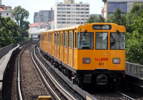 Berliner U-Bahn, über dts Nachrichtenagentur