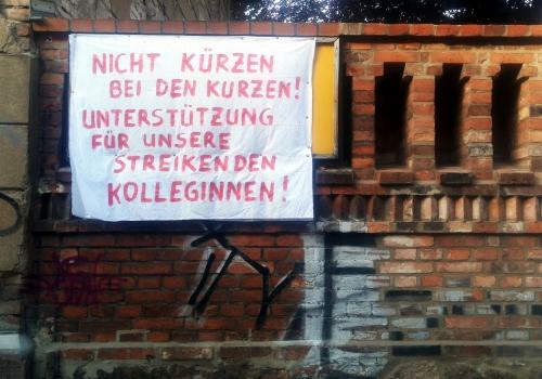 Kita-Streik, über dts Nachrichtenagentur