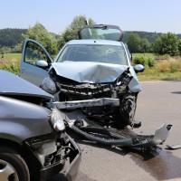 Frontallzusammenstoß-Biessenhofen-B16-11-07-2015-vier-Verletzte-Vollsperrung-Rettungswagen-Notarzt-Ostallgäu-Bringezu-Feuerwehr (23)