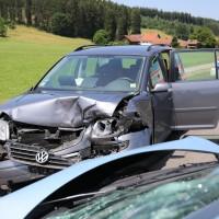 Frontallzusammenstoß-Biessenhofen-B16-11-07-2015-vier-Verletzte-Vollsperrung-Rettungswagen-Notarzt-Ostallgäu-Bringezu-Feuerwehr (56)