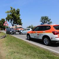 Frontallzusammenstoß-Biessenhofen-B16-11-07-2015-vier-Verletzte-Vollsperrung-Rettungswagen-Notarzt-Ostallgäu-Bringezu-Feuerwehr (87)