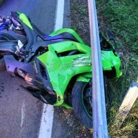 Kaufbeuren-Oberbeuren-ST2055-Unfall-Motorrad-gesperrt-Fahrer-verletzt-Ostalgäu-24.07.2015-new-facts (16)