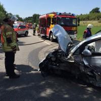Unfall-11.07.2015-B31-mehrere Verletzte-Rädler-Frontalzusammenstoß (10)
