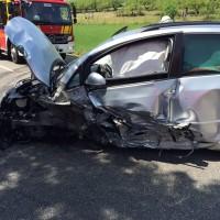 Unfall-11.07.2015-B31-mehrere Verletzte-Rädler-Frontalzusammenstoß (3)