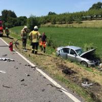Unfall-11.07.2015-B31-mehrere Verletzte-Rädler-Frontalzusammenstoß (4)