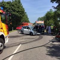 Unfall-11.07.2015-B31-mehrere Verletzte-Rädler-Frontalzusammenstoß (5)