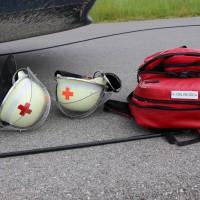 Unfall-Elbsee-Telefonmast-BMW-Seniorin-verletzt-kein Telefon-Mast-abgerissen-Rettungdienst-Hubschrauber-new-facts.eu-Thorsten-Bringezu-Aitrang (14)