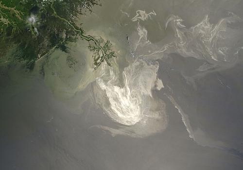 Ölpest am 24. Mai 2010, über dts Nachrichtenagentur