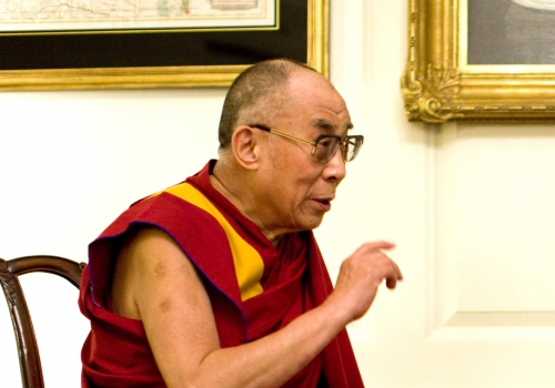 Dalai Lama, über dts Nachrichtenagentur
