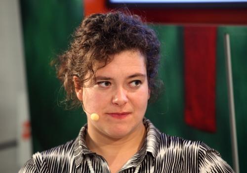 Nora-Eugenie Gomringer, über dts Nachrichtenagentur