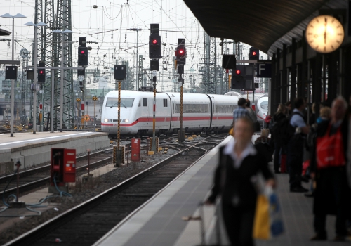 ICE der Deutschen Bahn, über dts Nachrichtenagentur