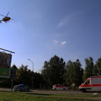 22-08-215_Memmingen_Unfall_Radfahrer_Pkw-Rettungshubschrauber_Poeppel_new-facts-eu0015