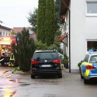 Garagenbrand Jungingen