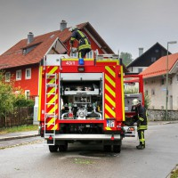 Unwetterbilder 14.08.2015 Kaufbeuren und Oberbeuren (1)