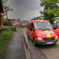 Unwetterbilder 14.08.2015 Kaufbeuren und Oberbeuren (2)