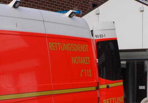 Rettungswagen, über dts Nachrichtenagentur