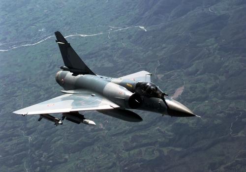 Kampfflugzeug Mirage, über dts Nachrichtenagentur