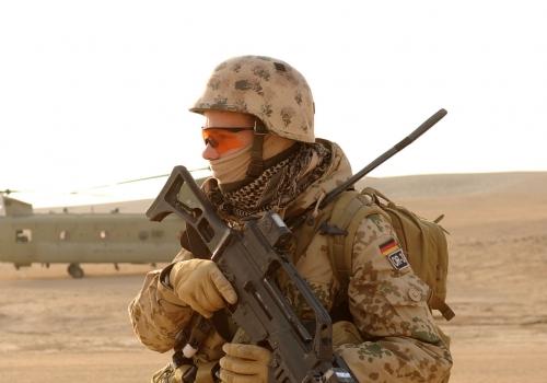 Bundeswehrsoldat in Afghanistan, über dts Nachrichtenagentur