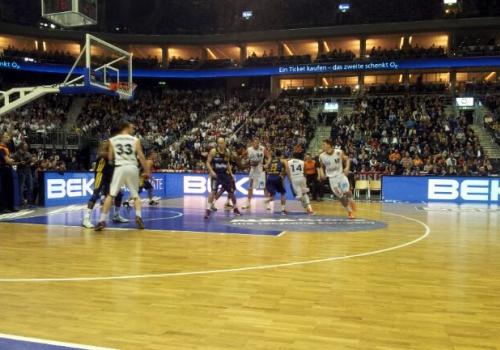 Basketball-Spiel, über dts Nachrichtenagentur