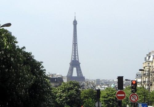 Eiffelturm in Paris, über dts Nachrichtenagentur
