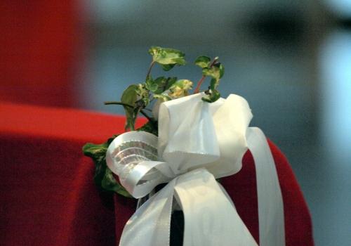 Schmuck bei einer Hochzeit, über dts Nachrichtenagentur