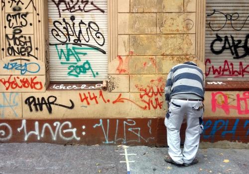 Graffiti-Entfernung, über dts Nachrichtenagentur