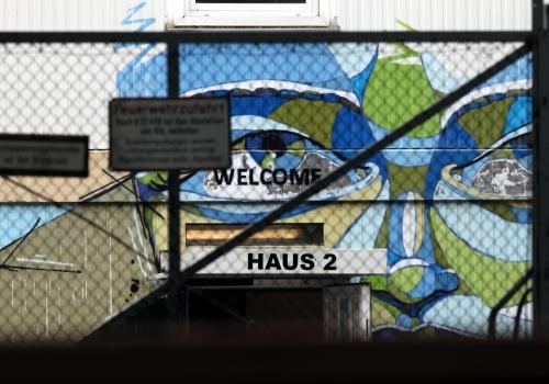 Aufnahmeeinrichtung für Asylbewerber, über dts Nachrichtenagentur