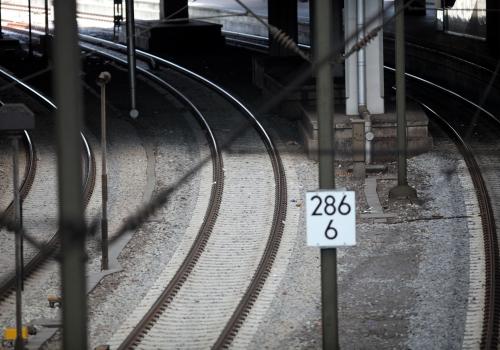 Schienen, über dts Nachrichtenagentur