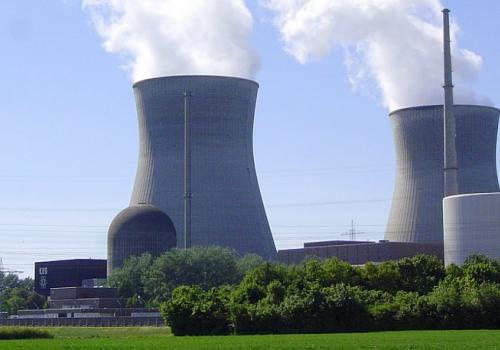 Kernkraftwerk Gundremmingen, über dts Nachrichtenagentur
