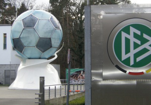 DFB-Zentrale in Frankfurt am Main, über dts Nachrichtenagentur