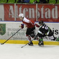 06-11-2015_Memmingen_Eishockey_Randale_Indians_ECDC_Hoechstadt_Polizei_Fuchs_new-facts-eu0027