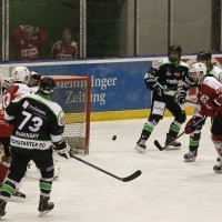 06-11-2015_Memmingen_Eishockey_Randale_Indians_ECDC_Hoechstadt_Polizei_Fuchs_new-facts-eu0045