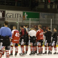 06-11-2015_Memmingen_Eishockey_Randale_Indians_ECDC_Hoechstadt_Polizei_Fuchs_new-facts-eu0090
