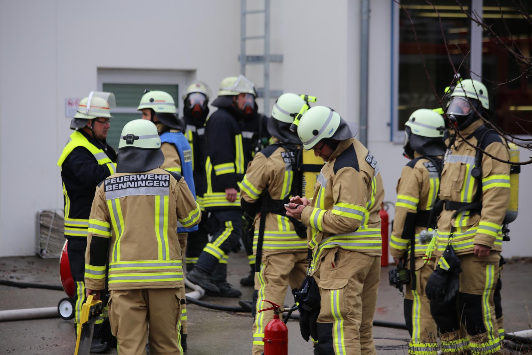 Feuerwehr Unterallgäu