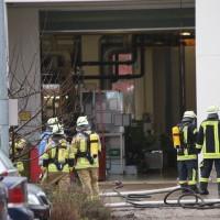 01-12-2015_Unterallgaeu_Ottobeuren_Brand-Rauch_Metallbetrieb_Feuerwehr_Poeppel_new-facts-eu0019