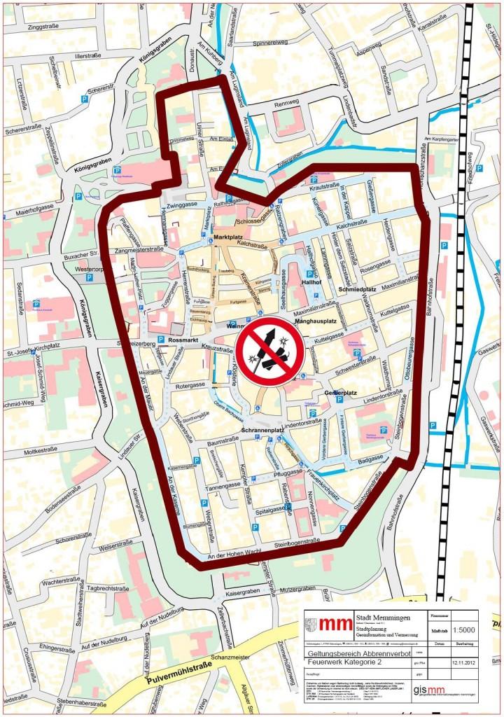 Karte: Stadt Memmingen