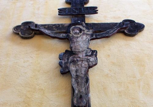 Kruzifix, über dts Nachrichtenagentur