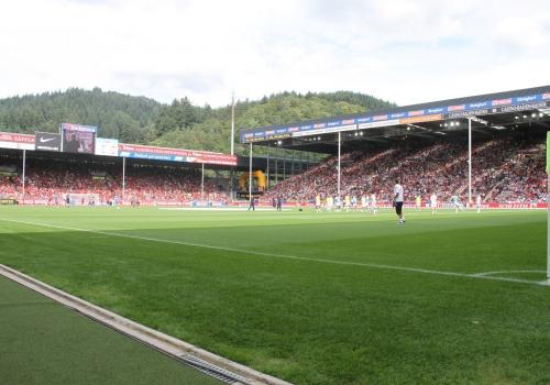 Mage Solar Stadion (SC Freiburg), über dts Nachrichtenagentur