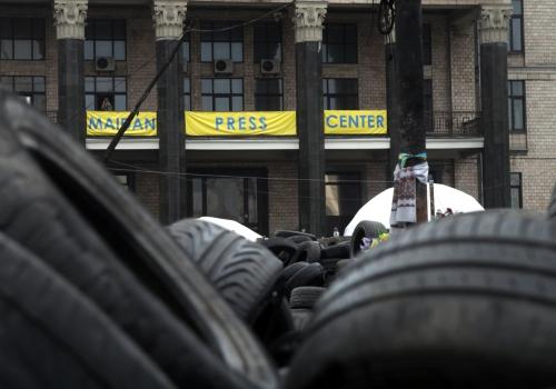 Maidan Press Center, über dts Nachrichtenagentur