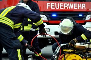 Feuerwehr Haydrauliksatz