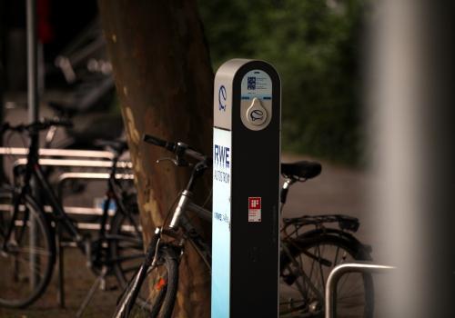 Elektroauto-Stromtankstelle von RWE, über dts Nachrichtenagentur