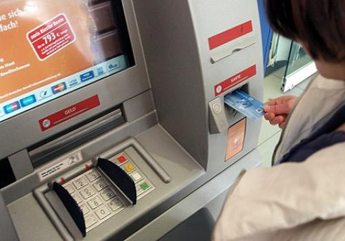 Geldautomat, über dts Nachrichtenagentur