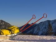 Akija - Rettungsschlitten Bergwacht