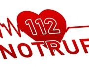 112 Notruf Herz Rettung Feuerwehr