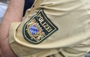 Polizei Polizist Diensthemd